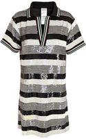 Ashish Sequin Embellished Polo Dress - Lyst