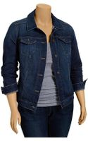 Old Navy Plus Cropped Denim Jackets - Lyst