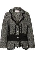 Ryan Lo Alpaca and Wool-blend Jacket - Lyst