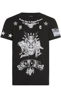 Givenchy Tattoo Print Tee - Lyst