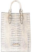 Blugirl Blumarine Large Fabric Bag - Lyst
