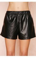 Nasty Gal Roxy Shorts - Lyst