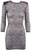 Twentycluny Lacey Sequin Dress - Lyst