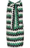 Marni Wave Print Dress - Lyst