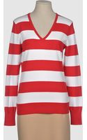 Tommy Hilfiger Long Sleeve Sweater - Lyst