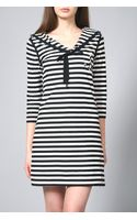 Sonia By Sonia Rykiel Sailor Stripe Dress - Lyst