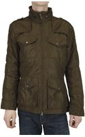 Add Matt Nylon Hooded Sport Jacket - Lyst