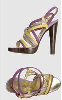 DSquared2 Platform Sandals - Lyst