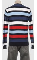 Tommy Hilfiger Crewneck Sweater - Lyst