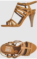 Get U High-heeled Sandals - Lyst