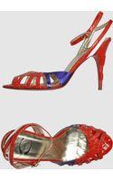 Just Cavalli High-heeled Sandals - Lyst