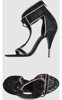 Viktor & Rolf High-heeled Sandals - Lyst