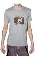 Dolce & Gabbana Printed Bryan Ferry T-shirt - Lyst
