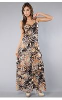 Mink Pink The Folklore Maxi - Lyst