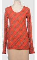 Marc By Marc Jacobs Long Sleeve T Shirts - Lyst