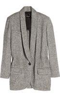 Isabel Marant Kalimba Wool-blend Coat - Lyst
