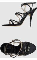 Casadei High Heeled Sandals - Lyst