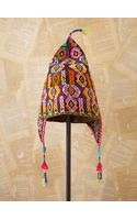Free People Vintage Bolivian Knit Hat - Lyst