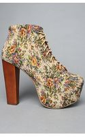 Jeffrey Campbell The Lita Shoe In Tapestry - Lyst