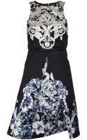 Tibi Rococo Dress - Lyst