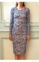 Preen By Thorton Bregazzi Scuba Mini Dress - Lyst