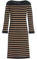 Jaeger Merino Breton Stripe Sweater D - Lyst