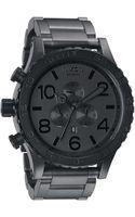 Nixon The 5130 Chrono Watch 5125mm - Lyst