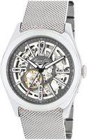 Kenneth Cole Automatic Mesh Bracelet Watch - Lyst