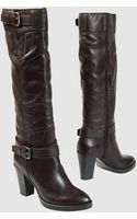 Miss Sixty High Heeled Boots - Lyst