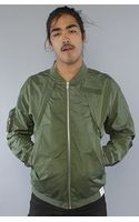 G-star Raw The Army Jacket in Bronze Green - Lyst