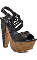 Jessica Simpson Trixie - Black - Lyst