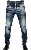 DSquared2 16,5cm Eagle Denim Cool Guy Jeans - Lyst