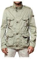 Peuterey Anniversary Washed Nylon Sport Jacket - Lyst