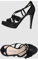 Roberto Festa Platform Sandals - Lyst