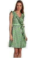 Kate Spade Aubrey Wrap Dress - Lyst