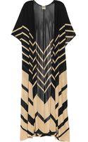 Haute Hippie Striped Fine-knit Long Cardigan - Lyst