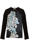 Preen By Thorton Bregazzi Faithful Print Blouse - Lyst
