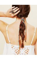 Free People Mixed Thread Hair Wraps - Lyst