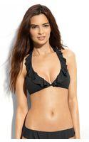 Ralph Lauren Halter Bikini Top - Lyst