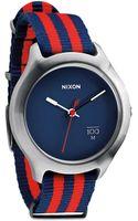 Nixon The Quad Surplus Watch - Lyst