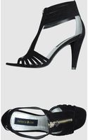 Patrick Cox Highheeled Sandals - Lyst