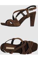 Zamagni Zamagni Highheeled Sandals - Lyst