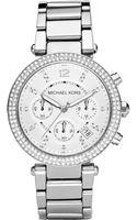 Michael Kors Chronograph Stainless Steel Bracelet 39mm - Lyst
