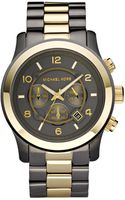 Michael Kors Mens Oversized Chronograph Watch - Lyst
