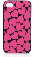 Marc By Marc Jacobs Phone Case Big Hearted - Lyst