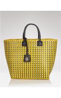 Tory Burch Tote Straw Small - Lyst