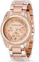 Michael Kors Michael Rose Gold Watch 39mm - Lyst