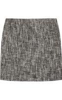Theory Cosmita Tweed Mini Skirt - Lyst