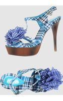 Pompili Platform Sandals - Lyst
