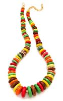 Kenneth Jay Lane Beaded Necklace - Lyst